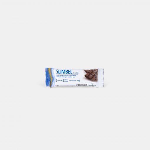 Slimbel Imbissriegel mit Schokoladen-Geschmack