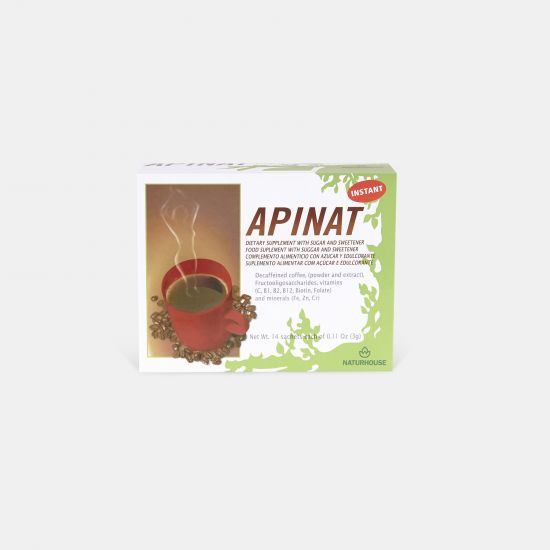 Apinat Instant-Kaffee