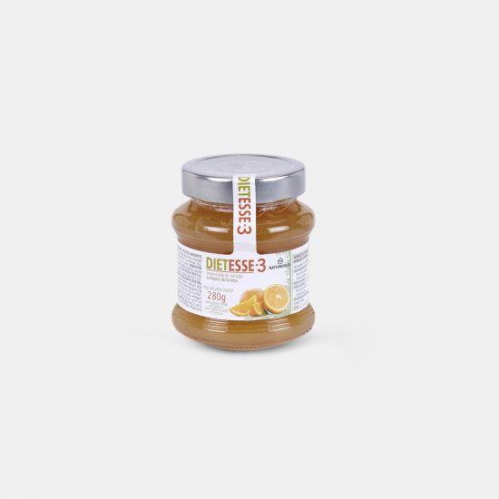Fructose-Orangen-Konfitüre