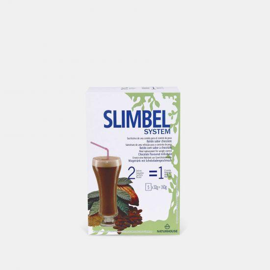 Slimbel System Shake mit Schokoladengeschmack