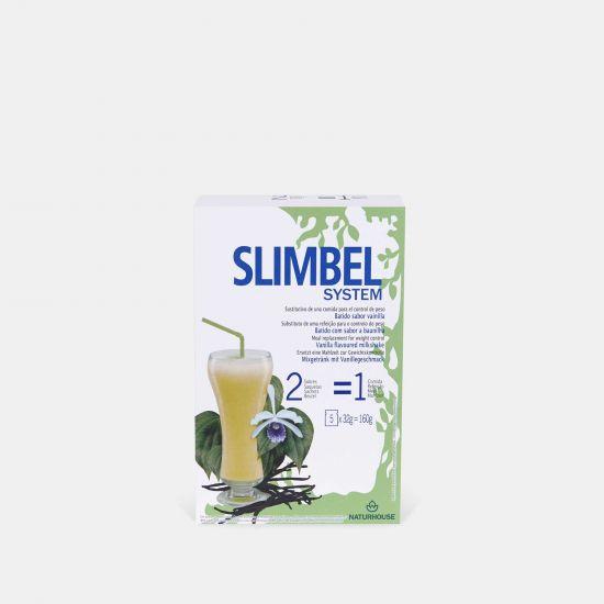 Slimbel System Shake mit Vanillegeschmack
